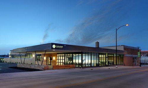 Paragon Architecture exterior