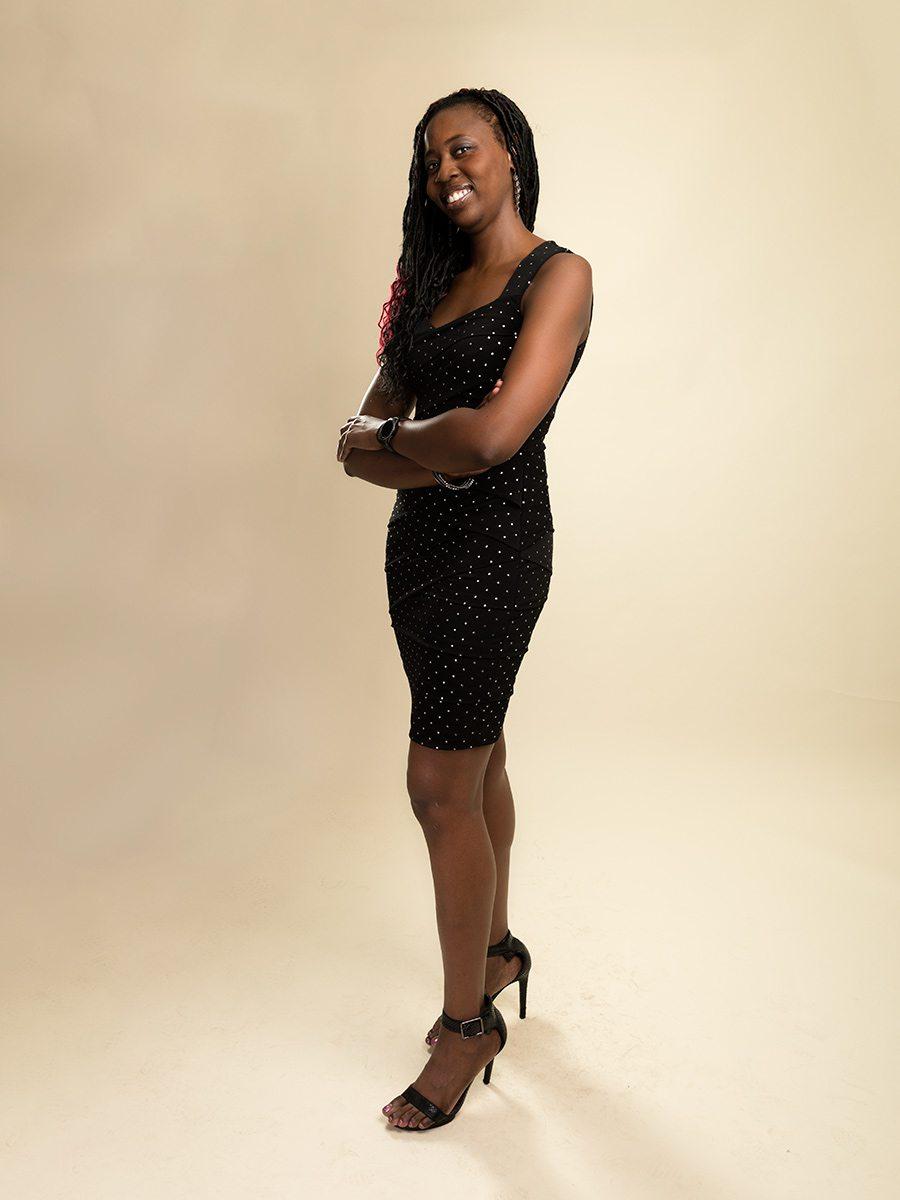Chiazo S. Amene, MD, 10 Most Beautiful Women Finalist