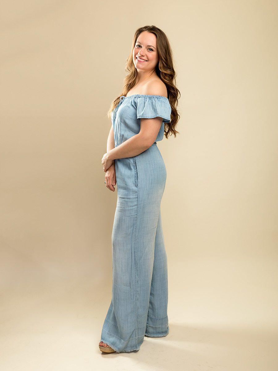 Melissa Smallwood, 10 Most Beautiful Women Finalist