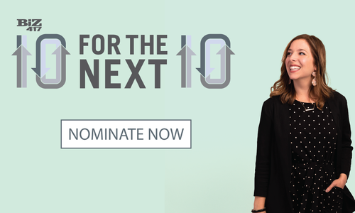 Biz 417's 10 for the Next 10 Nominations