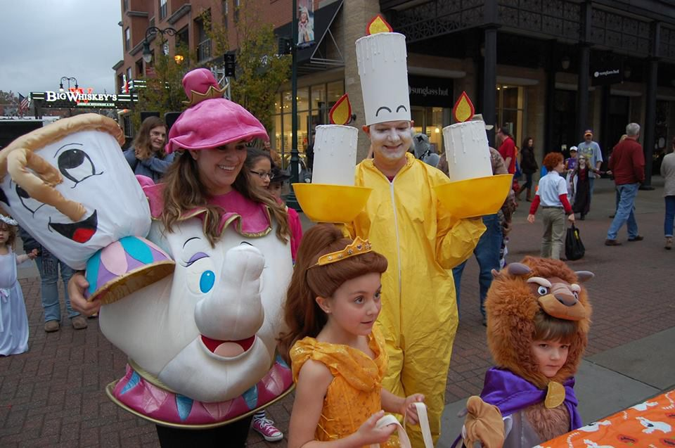 13th ANNUAL SAFE STREET TRICK OR TREAT AT BRANSON LANDING