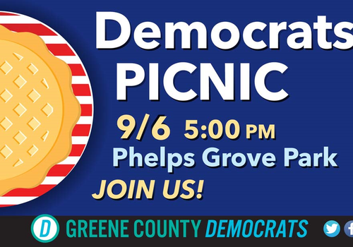 13th Annual Greene County Democrats Picnic