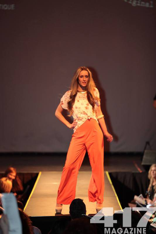 Fashionation 2014 Runway Show