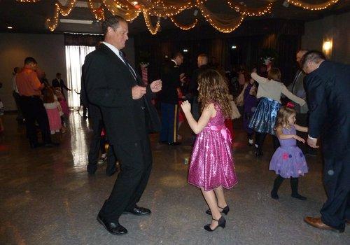 Daddy Daughter Dance @ Gillioz Theater