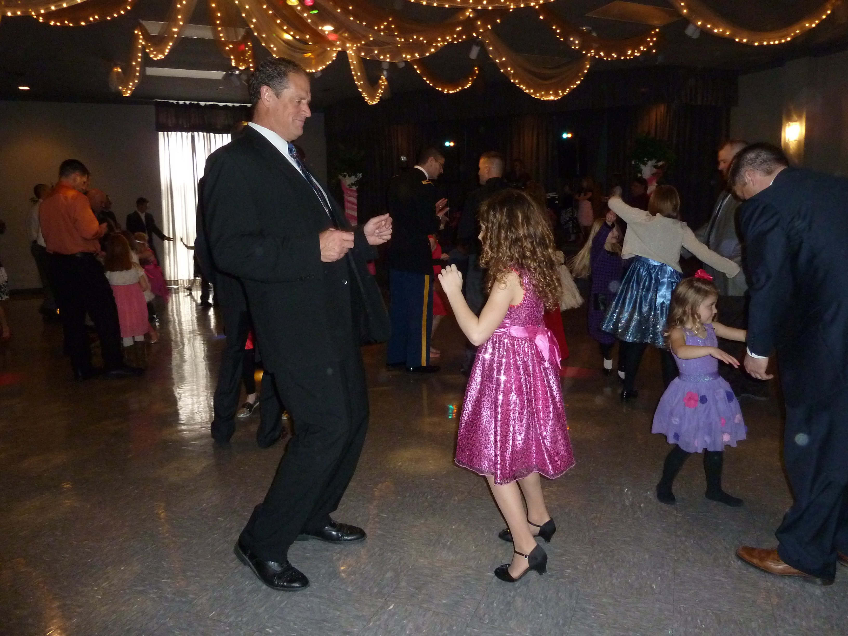 Daddy Daughter Dance Gillioz Theater