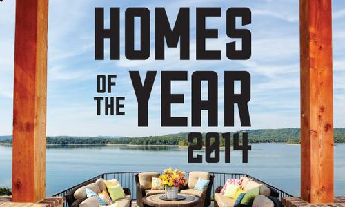 Homes of the Year 2014