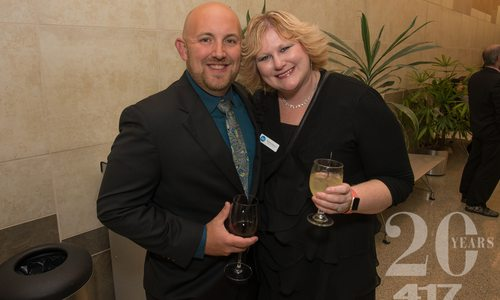 The Springfield Regional Arts Council's Ozzie Awards 2018