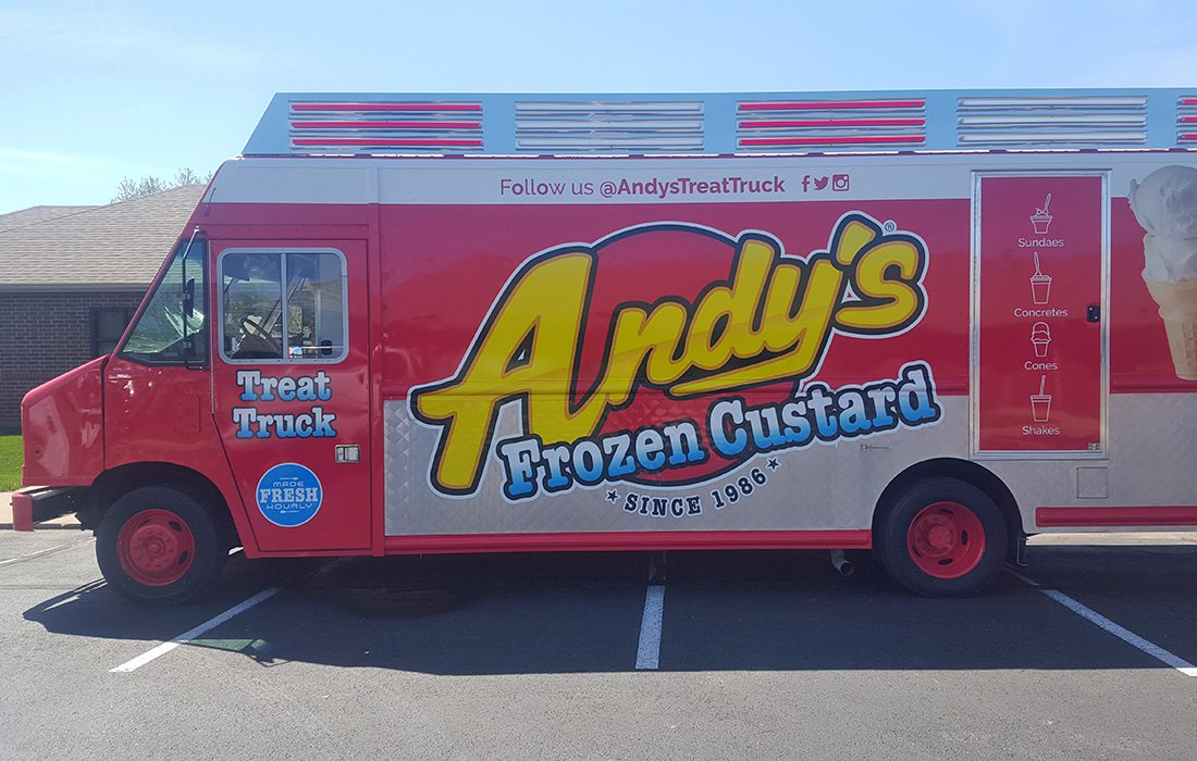 Andy's Treat Truck