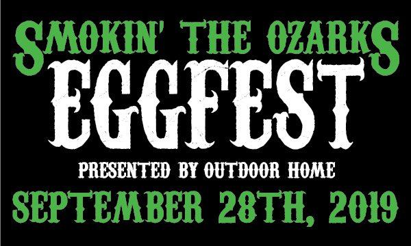 2019 Smokin' the Ozarks EGGfest in Nixa, MO