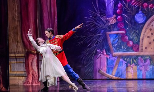The Nutcracker live performance