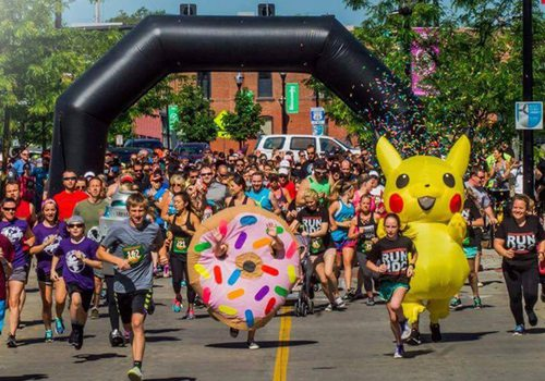 2nd Annual Hurts Donut Run