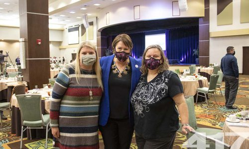 See pictures from Teacher Appreciation Banquet 2021