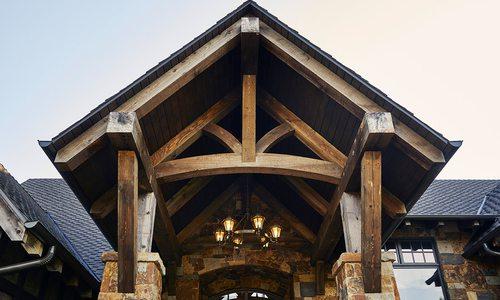 Rustic Elegance of Springfield, MO Lodge