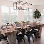 Slider Thumbnail: Table Rock Lake Home Giveaway dining room