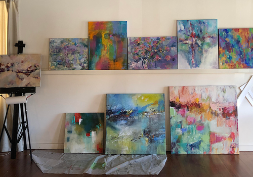 Elizabeth Chapman Artist in Springfield, MO