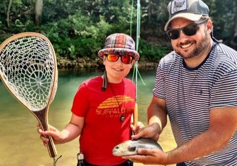 37 North Expeditions Beginner Fly Fishing and Winery