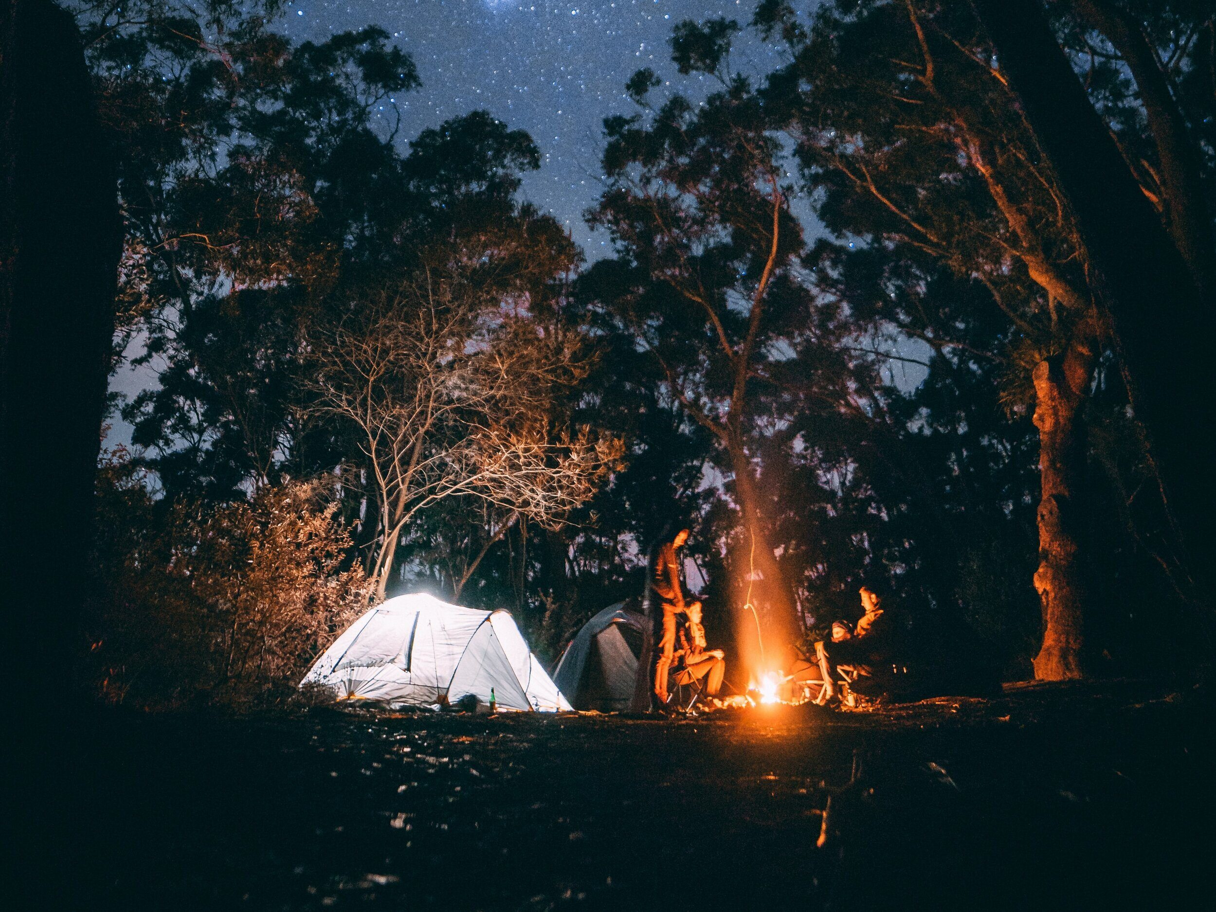 37 North Expeditions Overnight Beginner Backpacking Adventure