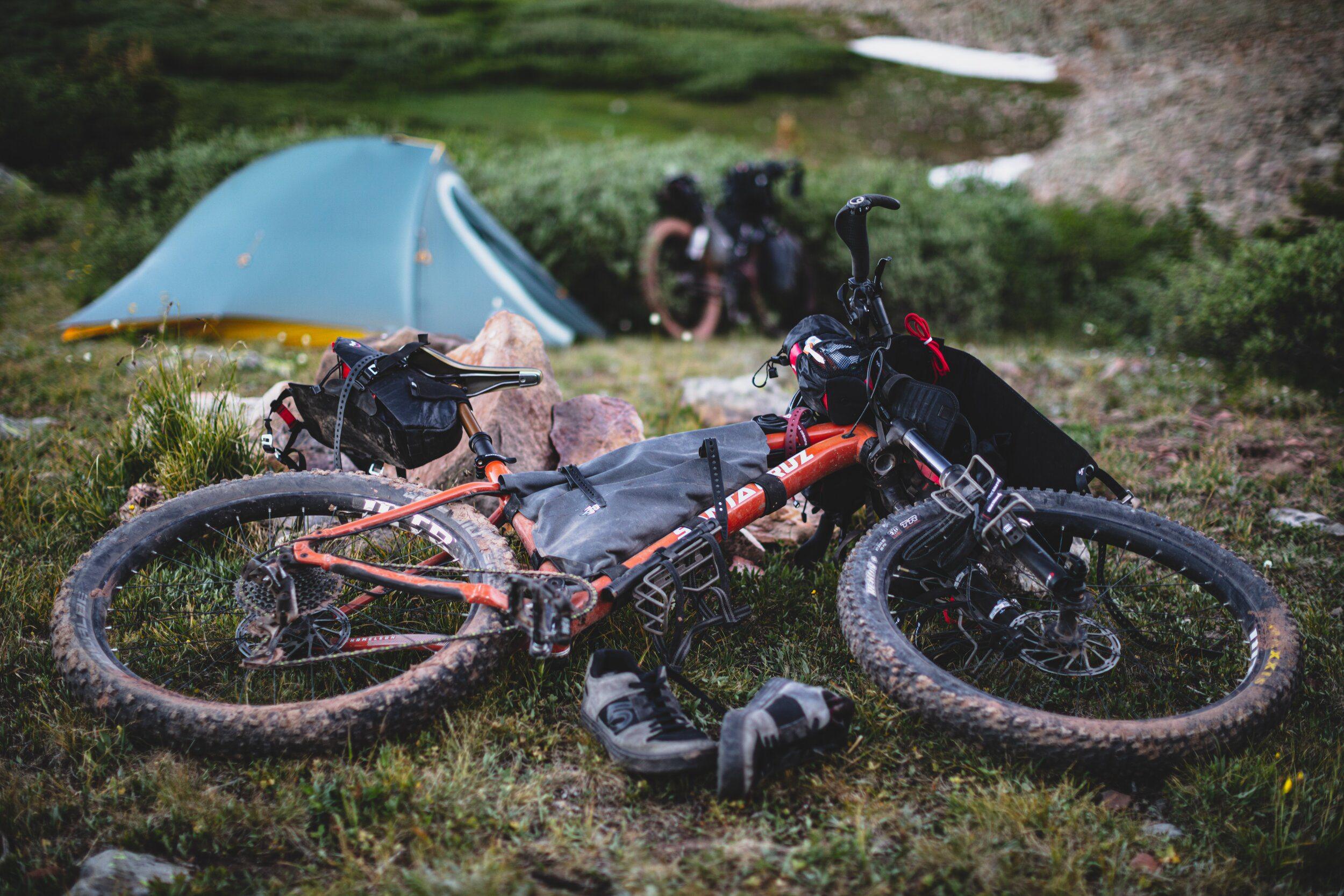 37 North Expeditions Overnight Bikepacking Gravel Adventure