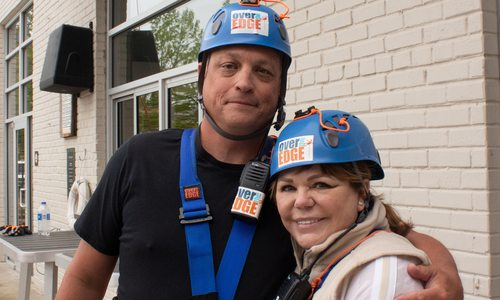 See pictures from Over the Edge 2021
