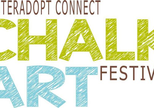 3rd Annual SGF Chalk Art Fest