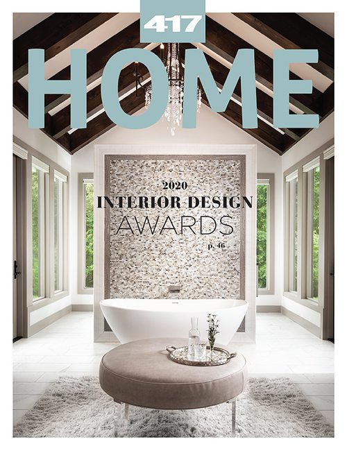 417 Home Summer 2020 Cover | Design Awards