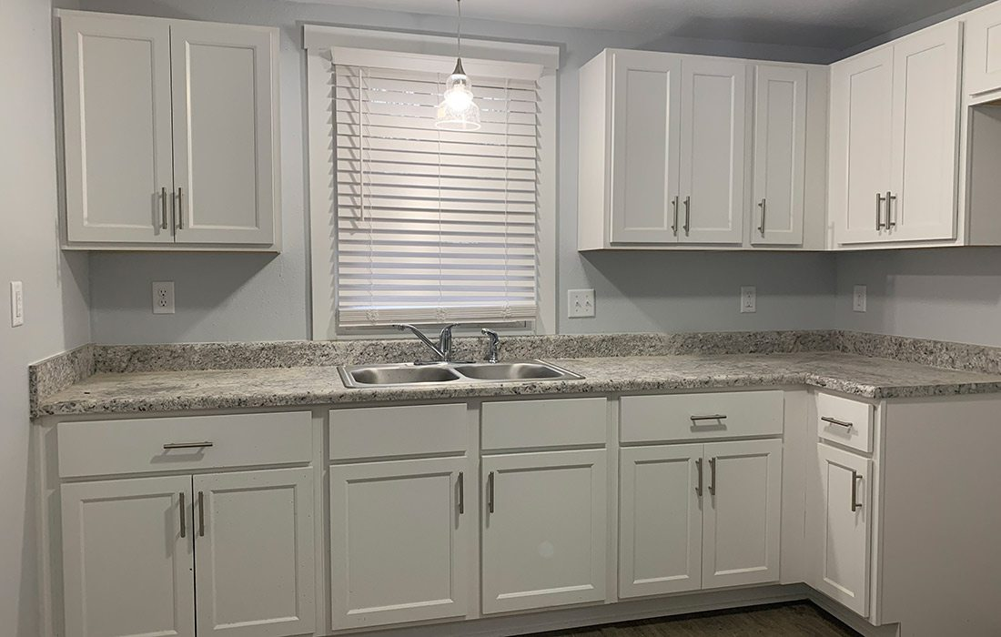 417 Rentals - Kitchen After - CO Prosperiti Properties
