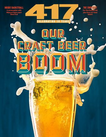 417 Magazine November 2018 Craft Beer Boom Cover Story