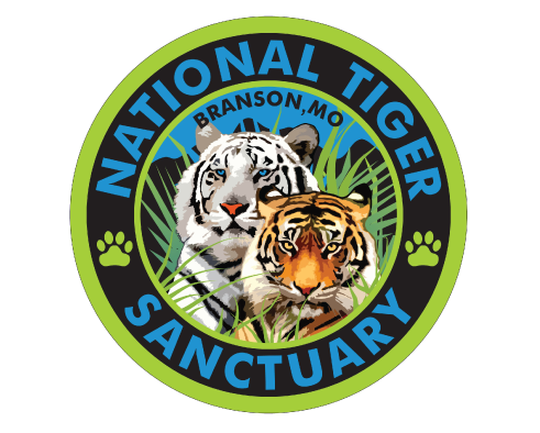 National Tiger Sanctuary Logo