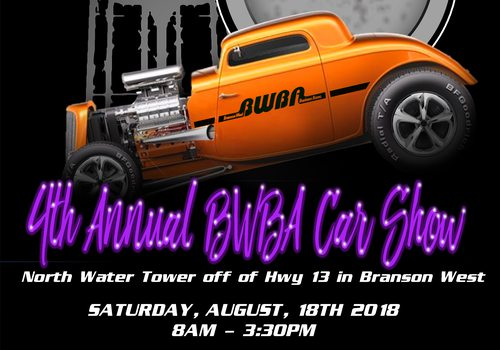 4th Annual BWBA Car Show