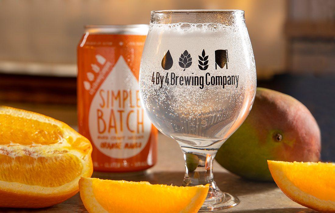 4 By 4 Brewing Company Basic Batch Hard Seltzer Springfield MO
