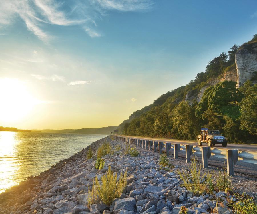 52 Weekend Getaways from SW Missouri