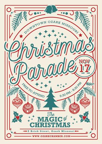 Ozark Missouri 2020 Christmas Parade 54th Annual Ozark Christmas Parade   Presented by Ozark Chevrolet
