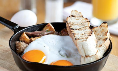 5 Best Creative Brunch Dishes