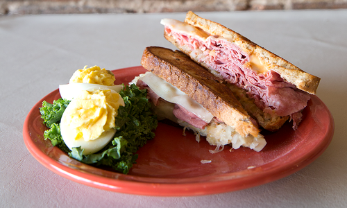 5 Best Reubens