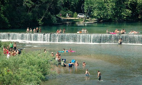 5 Best Swimming Holes