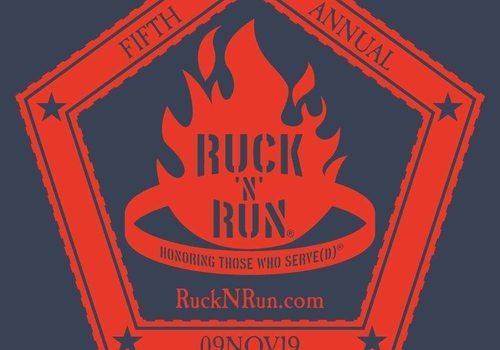 Ruck N Run in Republic, MO
