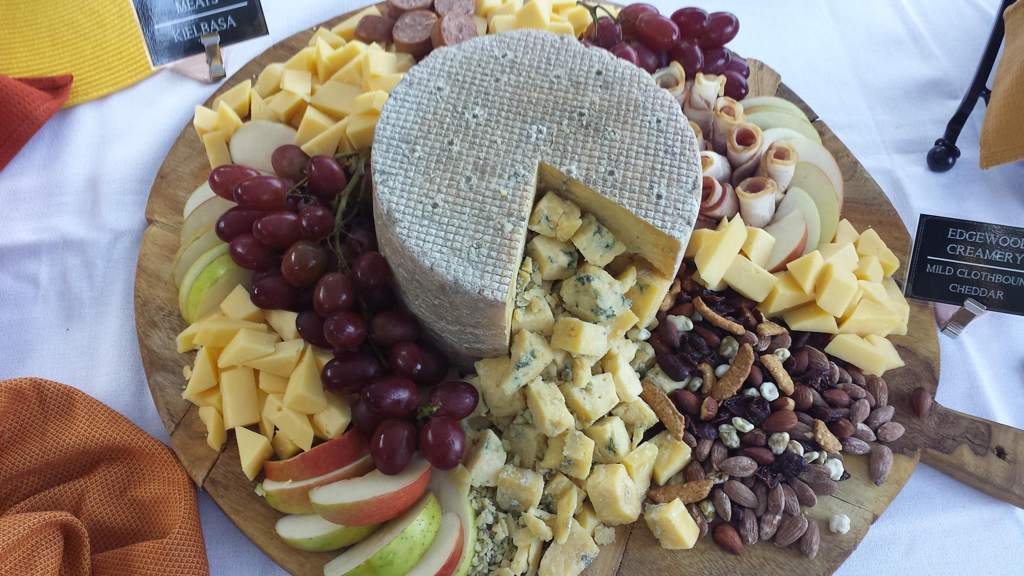 cheese night at terrell creek farm