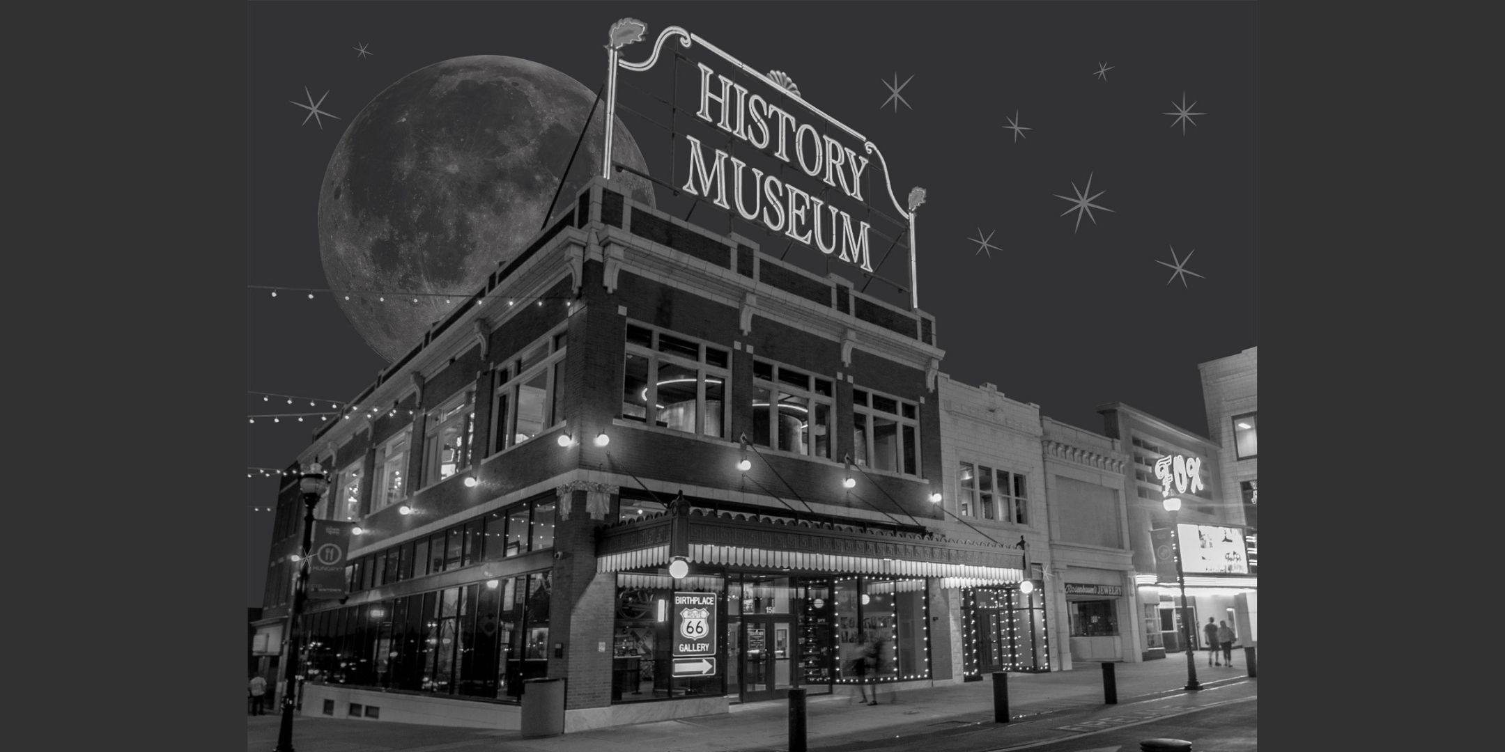 Grand opening of the History Museum in Springfield, MO