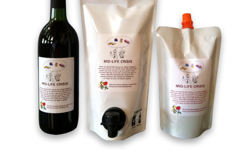 7Cs Winery Goes Green with Recyclable Pouches