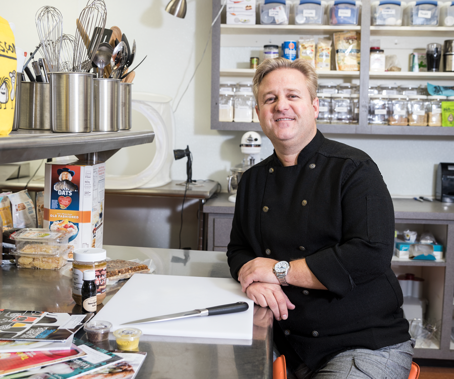 Rob Corliss of All Things Epicurean.