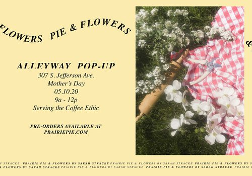 Pie & Flowers Alleyway Pop-up