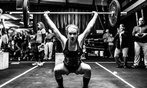 9 Questions with CrossFit Kid Emma Cary