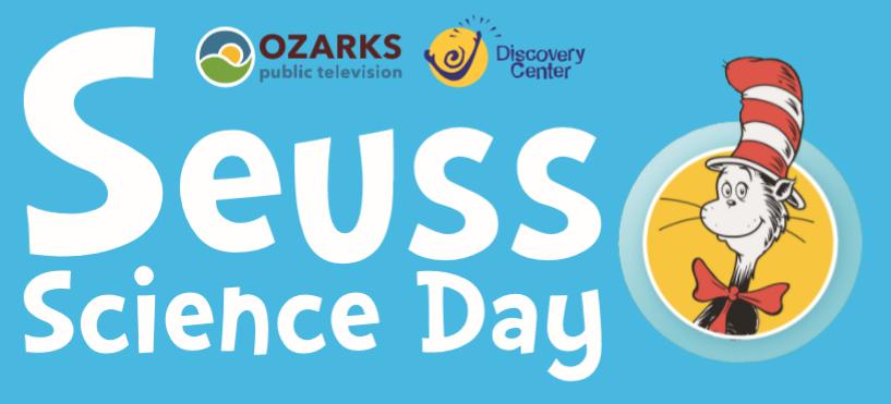 Seuss Science Day logo