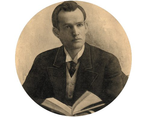 Harold Bell Wright, author of best-selling novel The Shepherd of the Hills