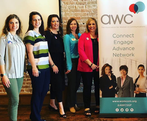 AWC February Speaker Series and Luncheon