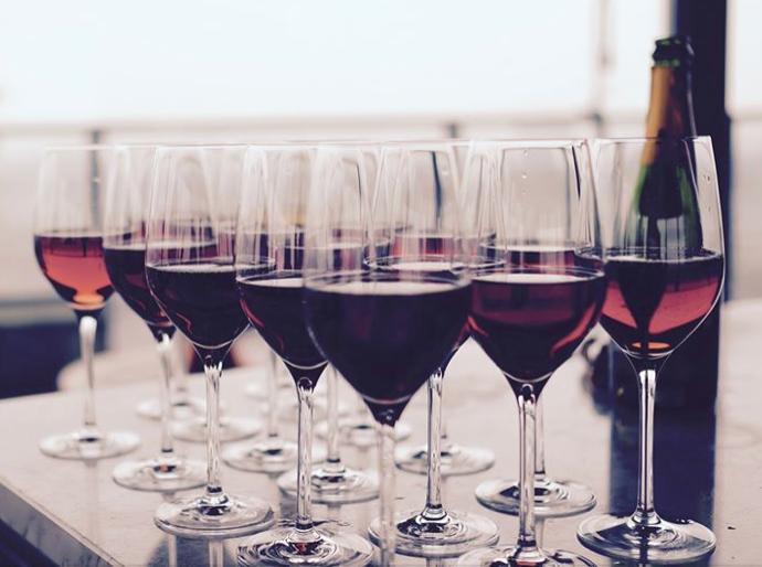 AWC Wine Tasting