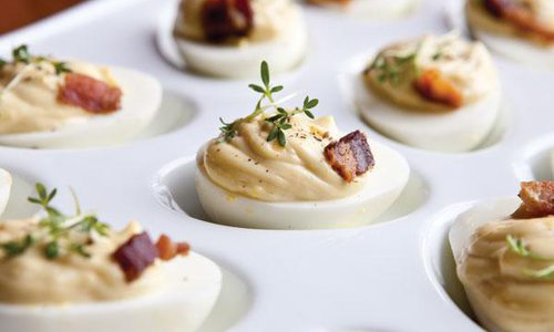 The Devilish Return of the Deviled Egg