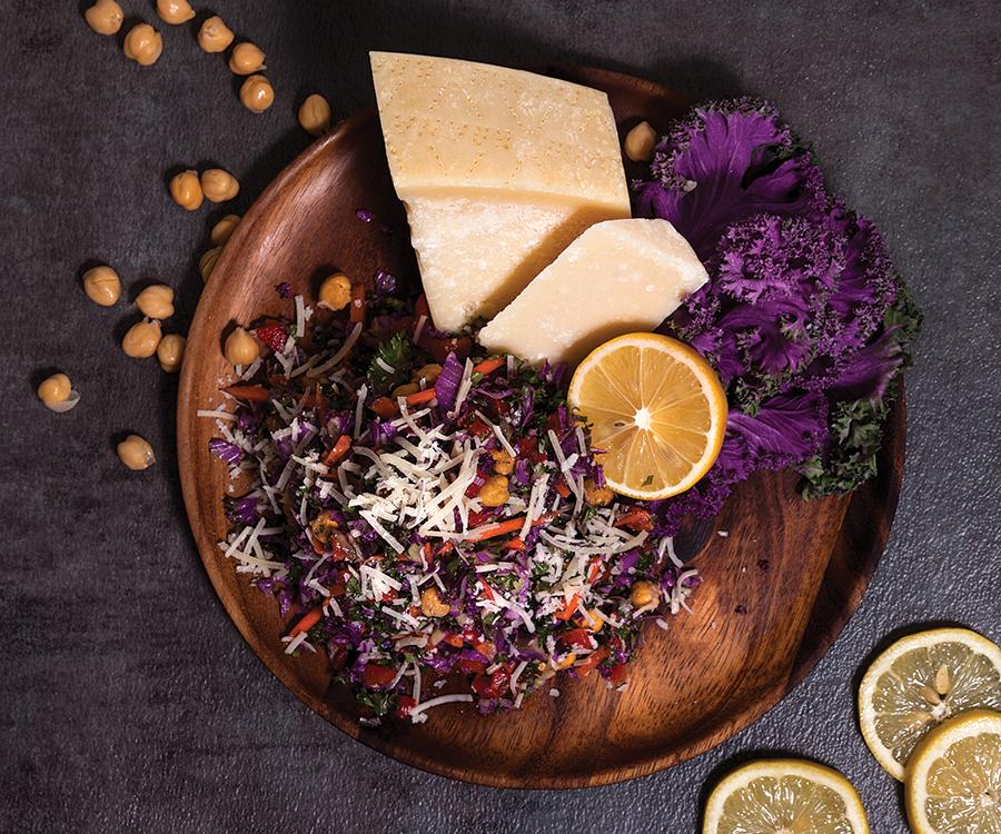 A Fresh Take on Salad