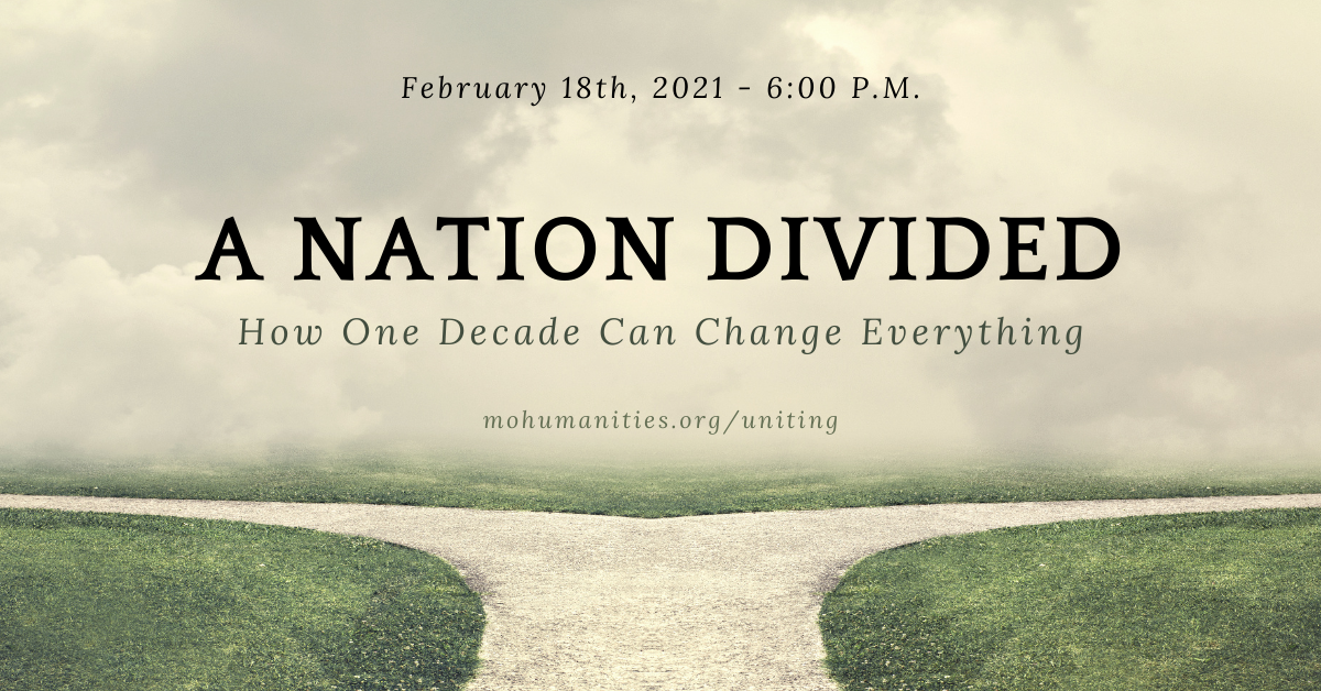 A Nation Divided: How One Decade Can Change Everything