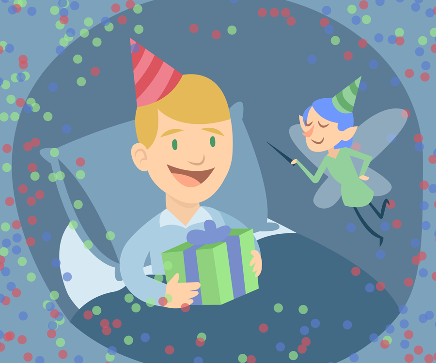 Birthday Fairies in The Confetti Foundation help make birthdays special for children in the hospital.